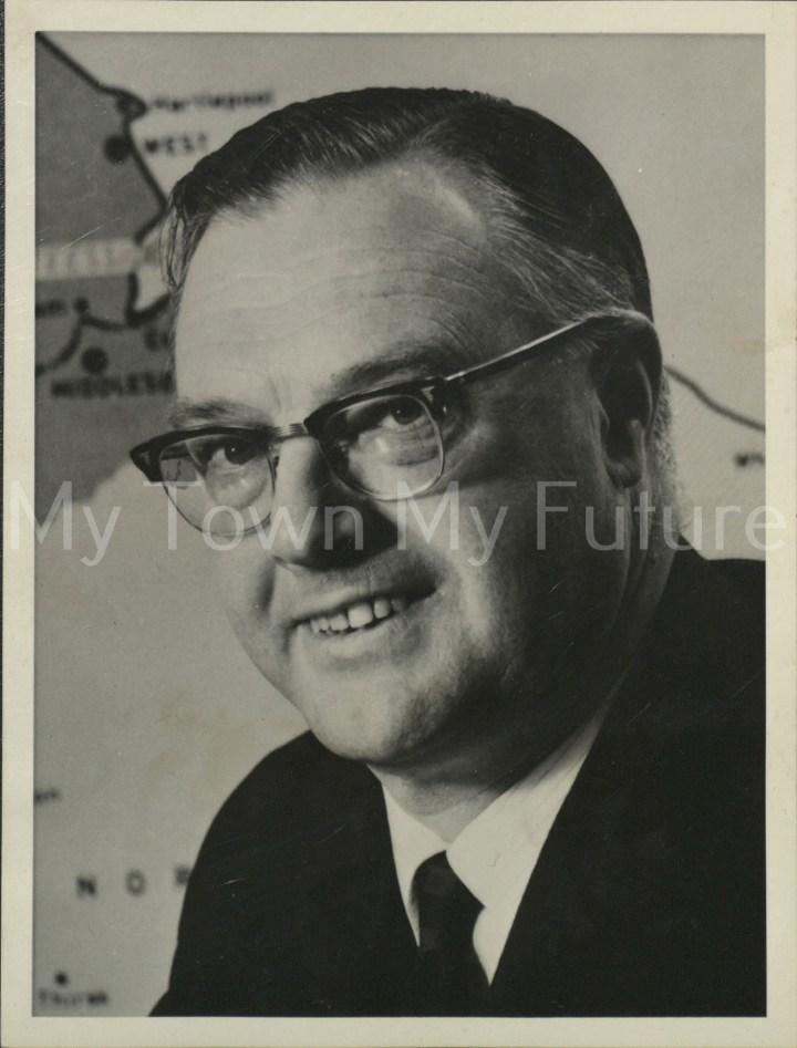 Mr G.R. Chetwynd