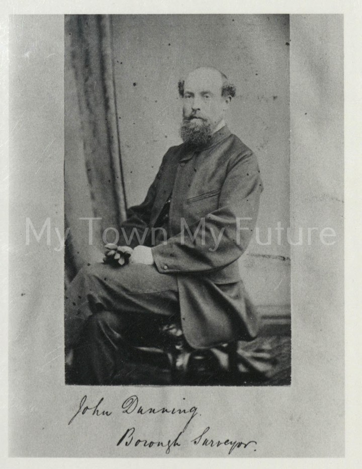 John Dunning, Borough Surveyor