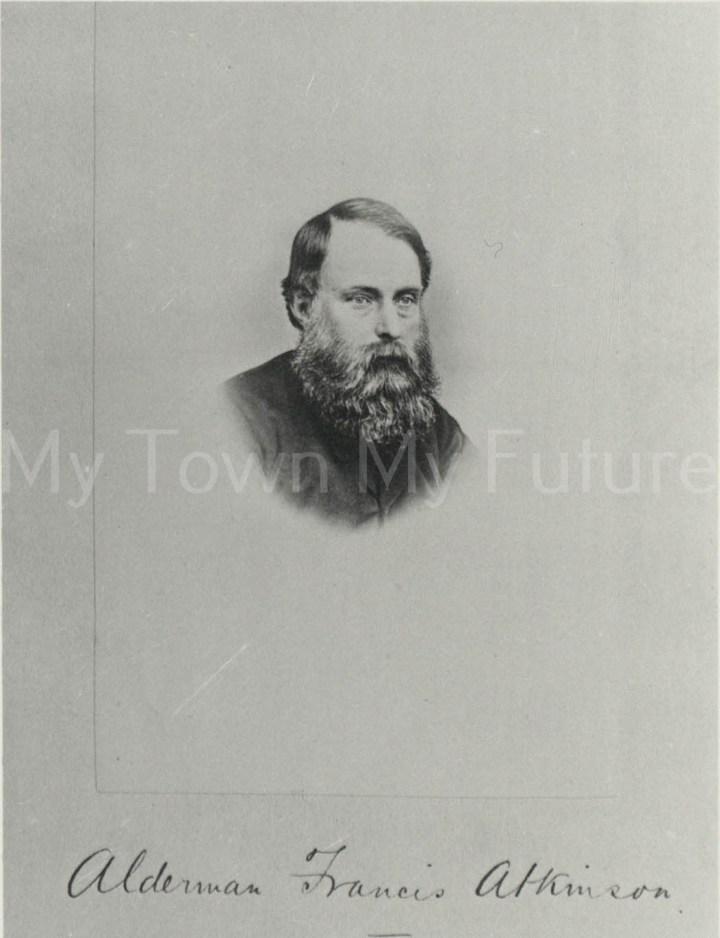 Alderman Francis Atkinson