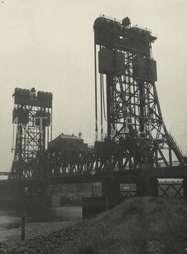 Newport Bridge, 22 April 1966, Peter Cook - Stokesley