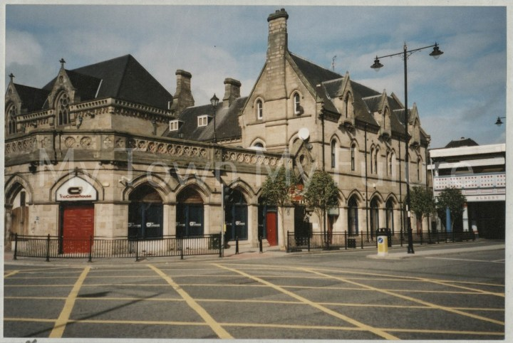 Middlesbrough Railway Station - 2004