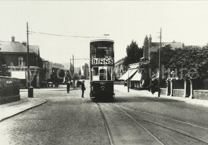 Trams Linthorpe Terrace