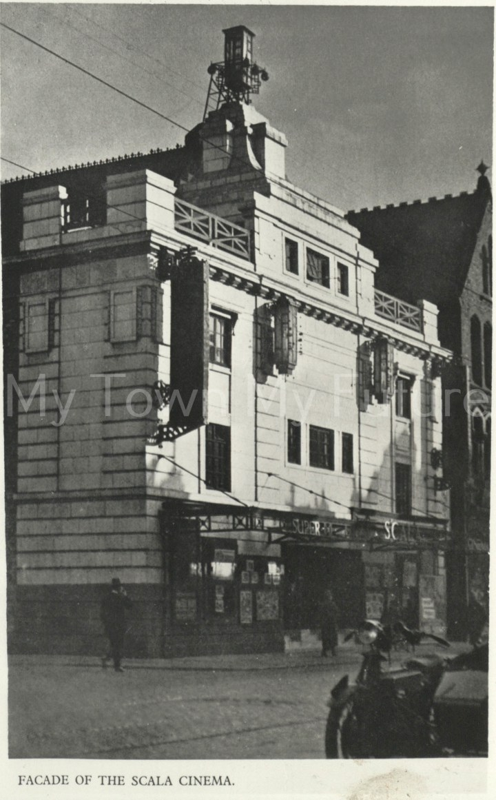 Scala Cinema Newport Road, 1926, Middlesbrough Pictorial & Industrial