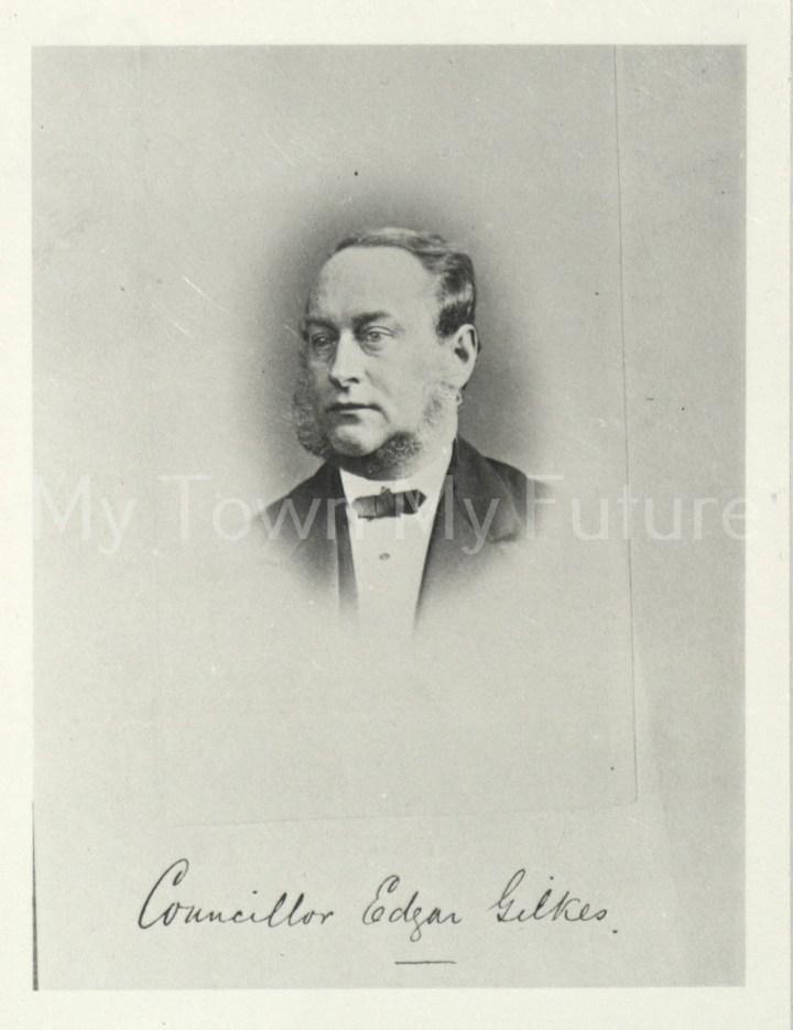Councillor Edgar Gilkes