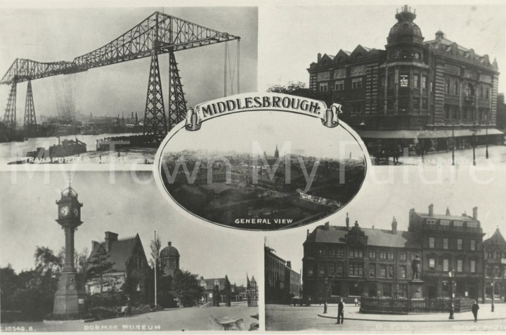 Middlesbrough 1921