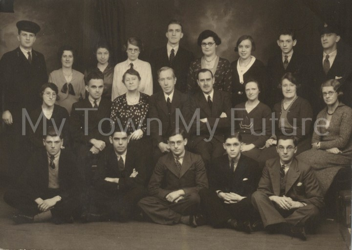 Central Library staff C 1938