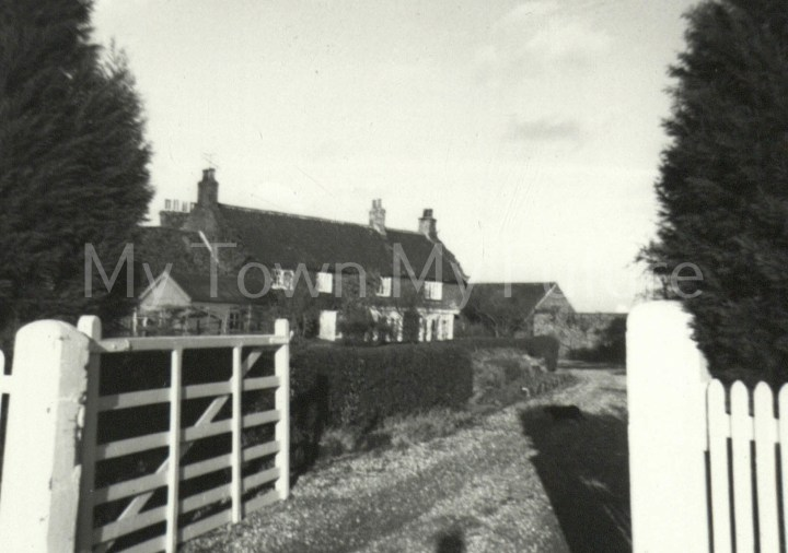 Tollesby Farm (December 1959).