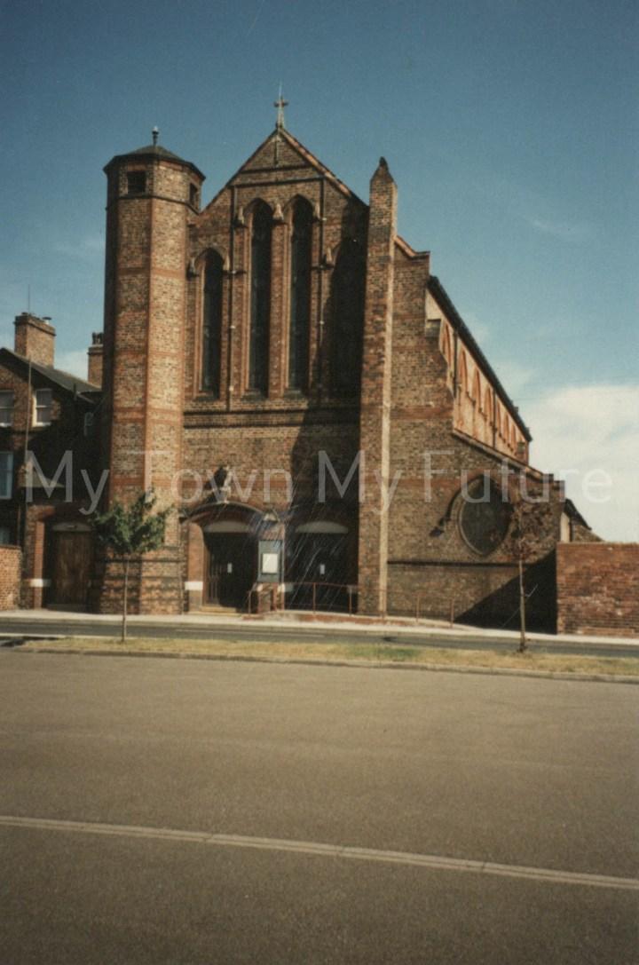 St Patrick's Church, Cannon Street. (1995)