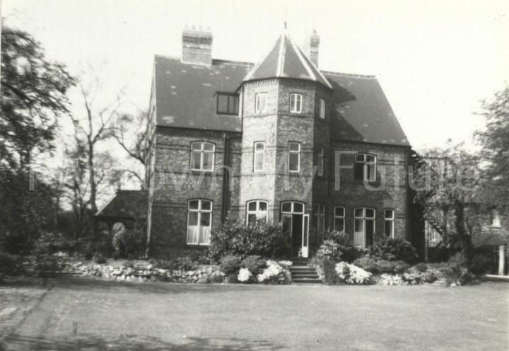 Brynteg Belle Vue Grove Demolished 1996 1960