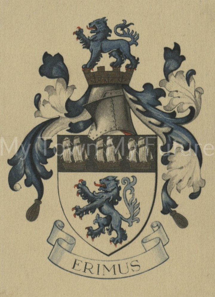 Middlesbrough Coat Of Arms - Middlesbrough Public Libraries