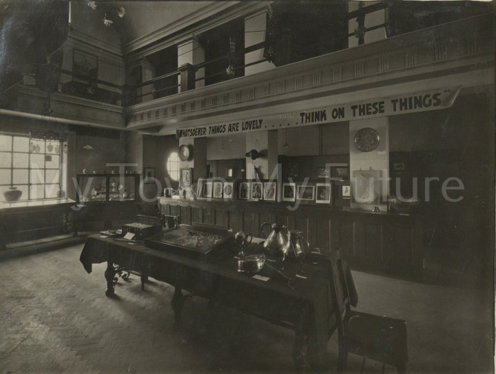 Central Library Art Exhibition, 1913, Middlesbrough Public Libraries
