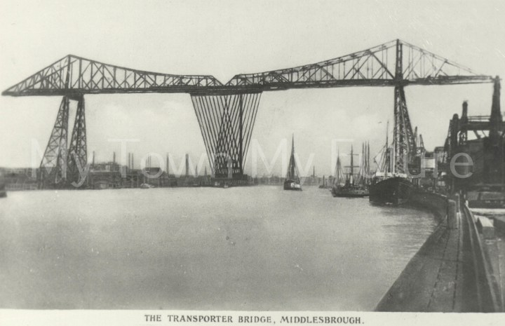 Transporter Bridge - Department of Planning - Cleveland County Council