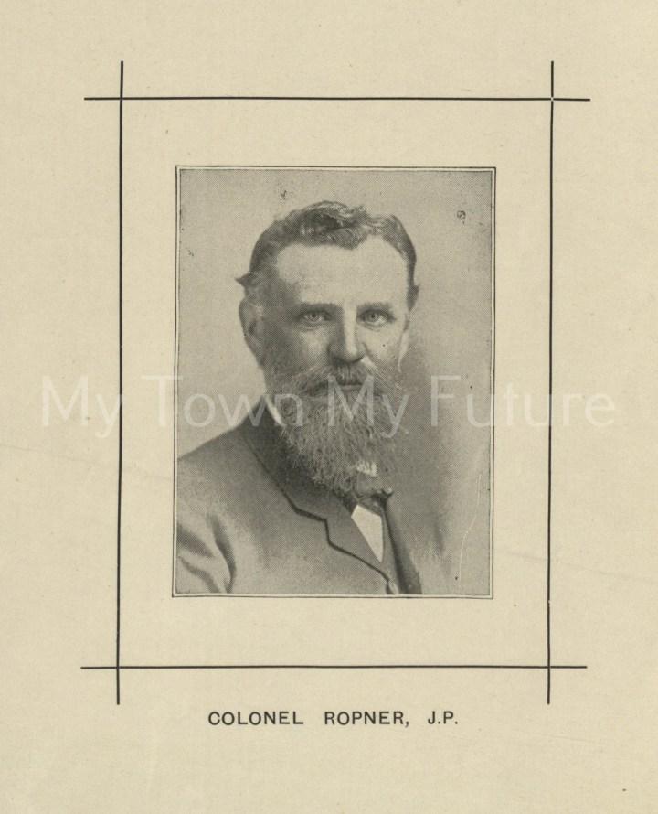 Colonel Ropner J.P.