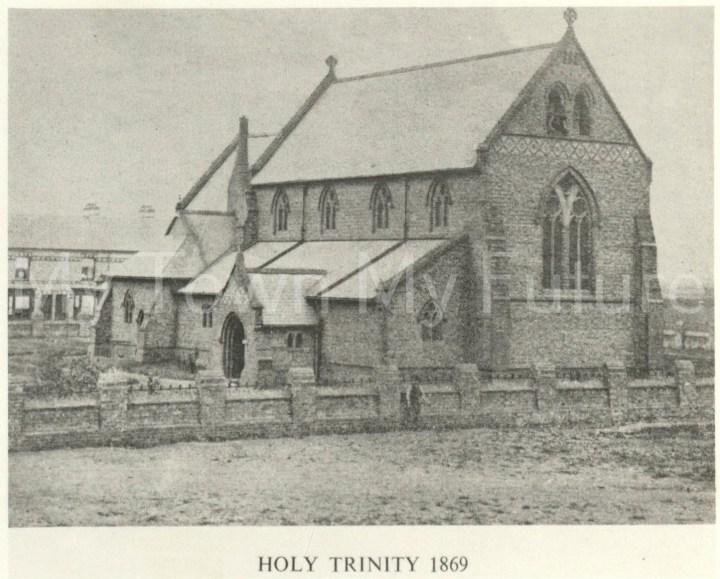 Holy Trinity Church,North Ormesby