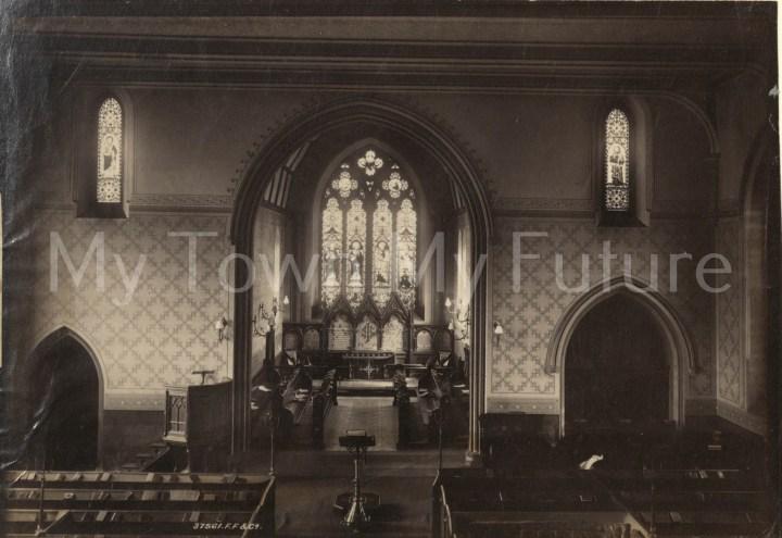 St Hilda's Church, 1896