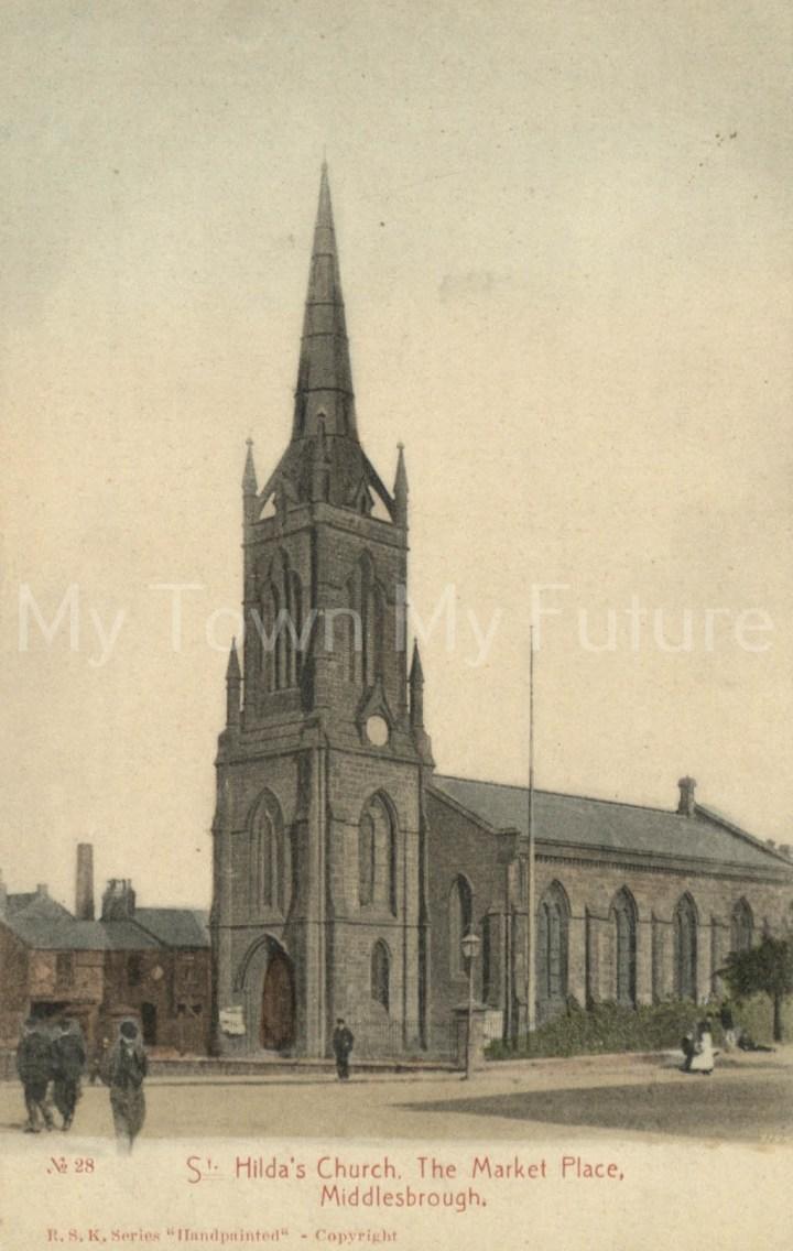 St Hilda's Church, RSK Series