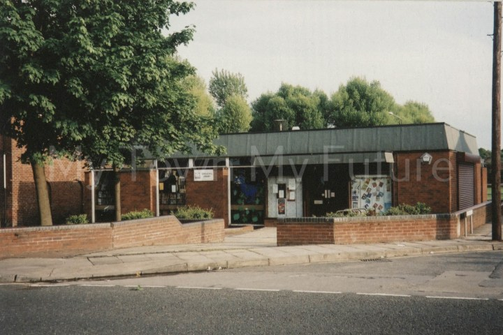 Grove Hill Branch Library (2003)