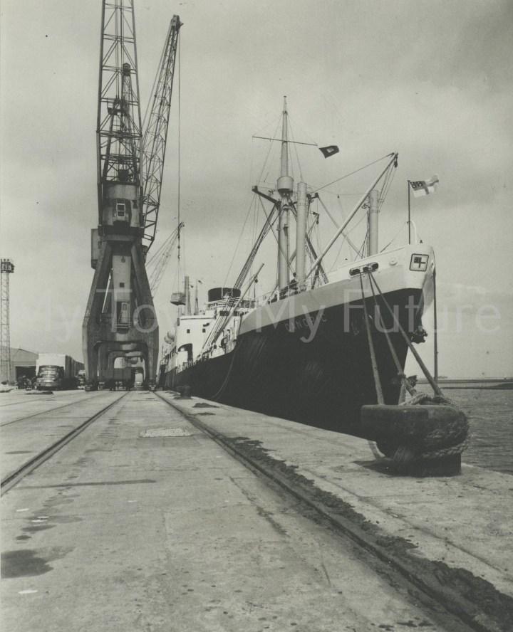 Lackenby Tees Dock