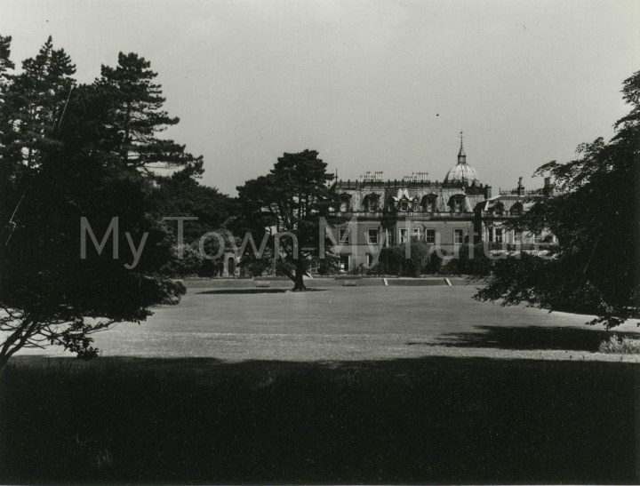 Marton Hall,Stewart's Park