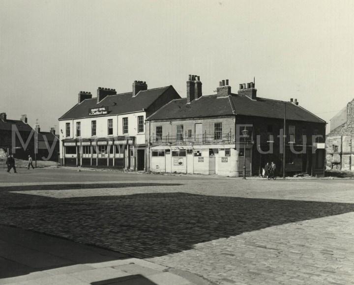 St Hilda's Market Hotel
