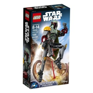 *NEW*  STAR WARS Lego BOBA FETT buildable figure 75533  FREE SHIP!  Very Nice!!