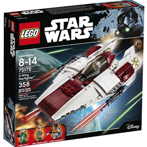 LEGO Star Wars A-WING STARFIGHTER (75175) NEW & SEALED
