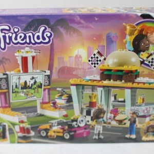LEGO 41349 Friends Drifting Diner 345pcs New in Hand Free Shipping
