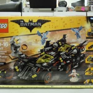 70917 LEGO SET - DC Comics LEGO Batman Movie - Ultimate Batmobile - NIB Sealed