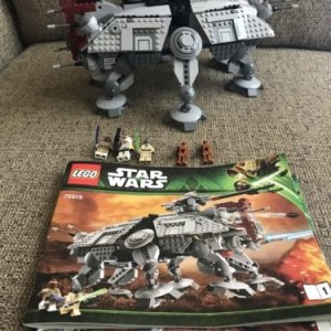 LEGO Star Wars AT-TE 2013 (75019)