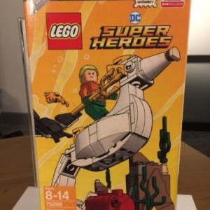 SDCC 2018 LEGO DC SUPER HEROES AQUAMAN AND STORM SET EXCLUSIVE! In-HAND 75996