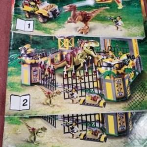 LEGO Dino Defense HQ (5887)