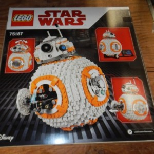 LEGO Star Wars BB-8 2017 (75187) BRAND NEW