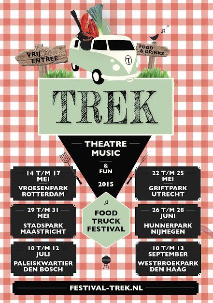 Trek foodtruck festival 2015 mytravelboektje for Lantaren venster rotterdam agenda