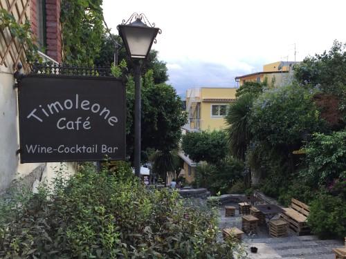 Timoleone Winebar Sicilie Taormina hotspots