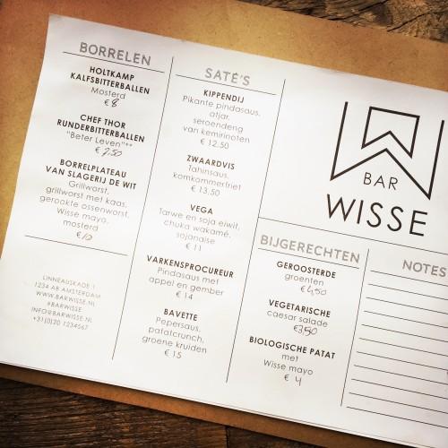 Bar Wisse Amsterdam Oost