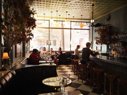 Cafe Colette Williamsburg New York