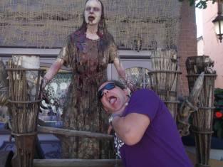 Halloween Horror Nights Universal Studios Hollywood
