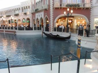 Wo finde ich das Hotel Venetian in Las Vegas