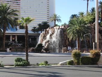Hotel Mirage Las Vegas