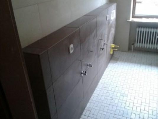 waschbecken montieren. Black Bedroom Furniture Sets. Home Design Ideas