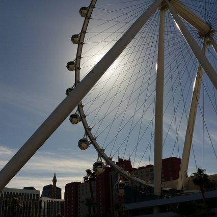 das höchste Riesenrad der Welt