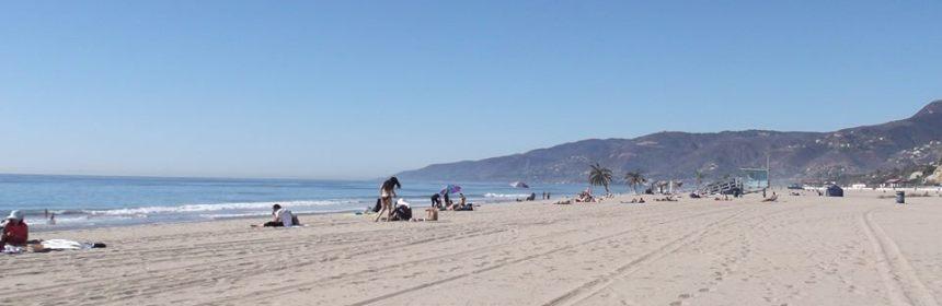 Malibu und seine endlosen Strände