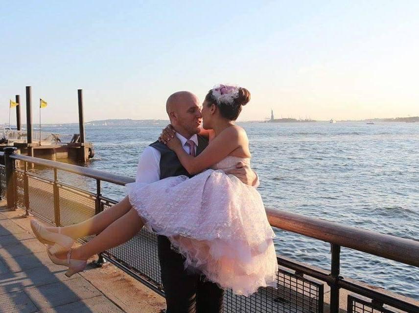 Hochzeit in Manhattan