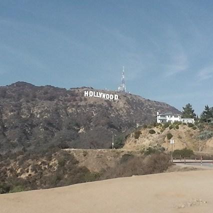 Wo steht das Hollywood Sign