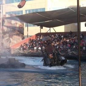 Waterworld Show Universal Studios Hollywood