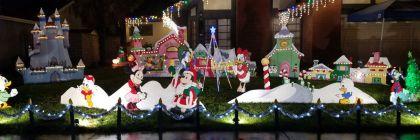 Christmas Lights in Camarillo