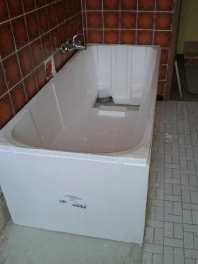 Aus alt mach neu Badezimmer vorher nachher