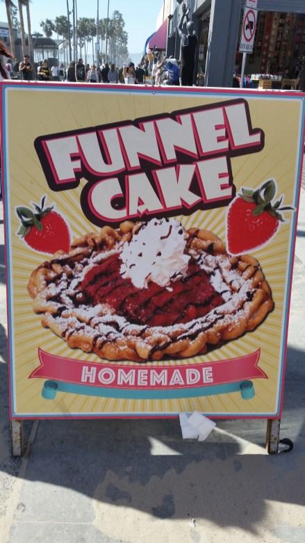 Was ist ein amerikanischer Funnel Cake