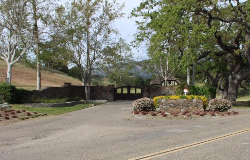 Wo liegt die Neverland Ranch von Michael Jackson