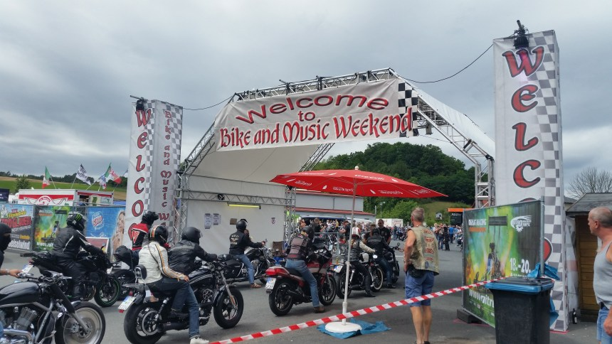 Bike and Music Weekend Geiselwind
